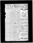 Le Messager, 14e N48, (09/12/1893)