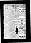 Le Messager, 14e N53, (09/28/1893) by Le Messager