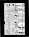 Le Messager, 14e N61, (10/27/1893)