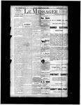 Le Messager, 14e N62, (10/31/1893)