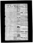 Le Messager, 14e N64, (11/07/1893) by Le Messager