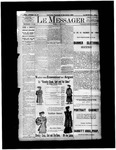 Le Messager, 14e N65, (11/10/1893) by Le Messager