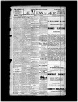 Le Messager, 14e N70, (11/28/1893) by Le Messager