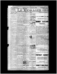 Le Messager, 14e N71, (12/01/1893) by Le Messager