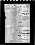 Le Messager, 14e N71, (12/05/1893) by Le Messager
