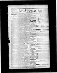 Le Messager, 14e N74, (12/15/1893) by Le Messager