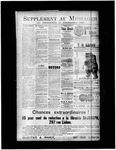Le Messager, Supplement au Messager, (12/15/1893) by Le Messager