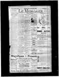 Le Messager, 14e N75, (12/19/1893) by Le Messager