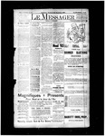 Le Messager, 14e N76, (12/22/1893) by Le Messager