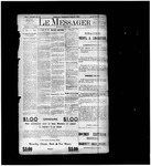 Le Messager, 14e N79, (01/05/1894) by Le Messager
