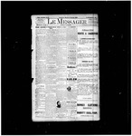 Le Messager, 14e N80, (01/09/1894) by Le Messager