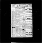 Le Messager, 14e N81, (01/12/1894)