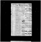 Le Messager, 14e N83, (01/18/1894) by Le Messager