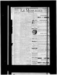 Le Messager, 14e N85, (01/26/1894) by Le Messager