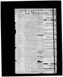 Le Messager, 14e N91, (02/16/1894) by Le Messager