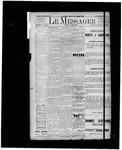Le Messager, 14e N90, (02/13/1894) by Le Messager