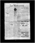 Le Messager, 16e N93, (02/18/1896) by Le Messager