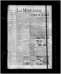 Le Messager, 16e N94, (02/21/1896) by Le Messager