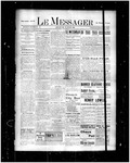 Le Messager, 16e N95, (02/25/1896) by Le Messager