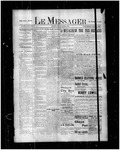 Le Messager, 16e N96, (02/28/1896) by Le Messager