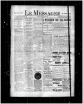 Le Messager, 16e N97, (03/03/1896) by Le Messager