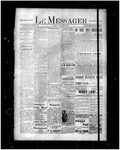 Le Messager, 16e N98, (03/06/1896) by Le Messager