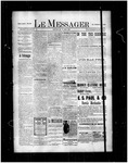 Le Messager, 16e N99, (03/10/1896) by Le Messager