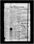 Le Messager, 16e N101, (03/17/1896) by Le Messager