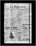 Le Messager, 16e N103, (03/24/1896) by Le Messager