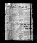 Le Messager, 17e N1, (03/31/1896) by Le Messager