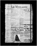 Le Messager, 17e N2, (04/03/1896) by Le Messager