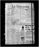 Le Messager, 17e N3, (04/07/1896) by Le Messager
