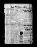 Le Messager, 17e N5, (04/14/1896) by Le Messager