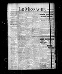 Le Messager, 17e N6, (04/17/1896) by Le Messager