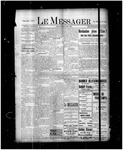 Le Messager, 17e N8, (04/24/1896) by Le Messager
