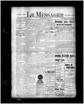 Le Messager, 17e N9, (04/28/1896) by Le Messager