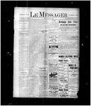 Le Messager, 17e N12, (05/08/1896) by Le Messager