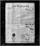 Le Messager, 17e N13, (05/12/1896) by Le Messager