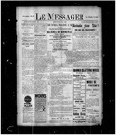 Le Messager, 17e N19, (05/19/1896) by Le Messager