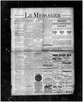 Le Messager, 17e N25, (06/09/1896) by Le Messager