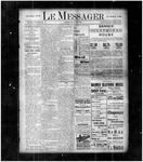 Le Messager, 17e N26, (06/12/1896) by Le Messager