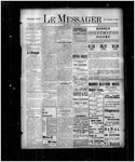 Le Messager, 17e N28, (06/19/1896) by Le Messager