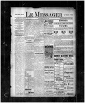 Le Messager, 17e N29, (06/23/1896) by Le Messager