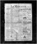 Le Messager, 17e N31, (06/30/1896) by Le Messager