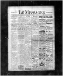 Le Messager, 17e N32, (07/03/1896) by Le Messager