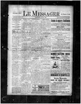 Le Messager, 17e N33, (07/07/1896) by Le Messager