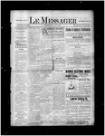 Le Messager, 17e N35, (07/14/1896) by Le Messager