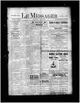 Le Messager, 17e N36, (07/17/1896) by Le Messager