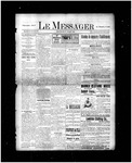 Le Messager, 17e N37, (07/21/1896) by Le Messager