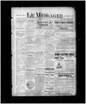Le Messager, 17e N38, (07/24/1896) by Le Messager